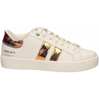 Chaussures Femme Baskets basses Womsh KINGSTON white-lux