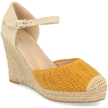Chaussures Femme Sandales et Nu-pieds H&d YZ19-57 Amarillo
