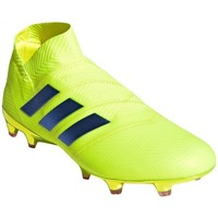 Chaussures Homme Football adidas Originals Nemeziz 18+ FG Jaune