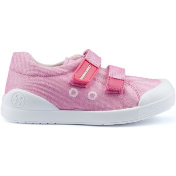 Chaussures Enfant Baskets basses Biomecanics Chaussures  MOIRA PINK