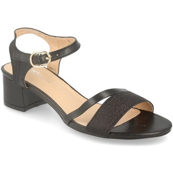 Chaussures Femme Sandales et Nu-pieds Prisska ZYT8250 Negro