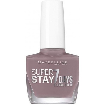 Beauté Femme Vernis à ongles Maybelline New York Vernis SUPERSTAY - 911 Street Cred Autres