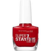 Beauté Femme Vernis à ongles Maybelline New York Vernis SUPERSTAY - 08 Rouge Passion Autres