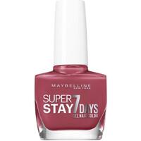 Beauté Femme Vernis à ongles Maybelline New York Vernis SUPERSTAY - 202 Vrai Rose Autres