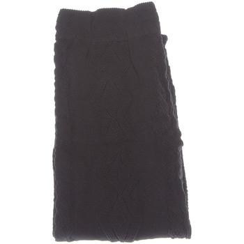 Accessoires textile Femme Chaussettes Sanpellegrino Chaussettes Mi-Hautes - Ambra Noir