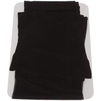 Sous-vêtements Femme Collants & bas Fiore Collant fin - Transparent - PATTY Noir