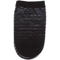 Sous-vêtements Femme Collants & bas Fiore Bas socquettes - ANELLO Noir