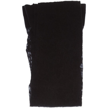 Sous-vêtements Femme Collants & bas Fiore Collant fin - Transparent - LILY-ROSE Noir
