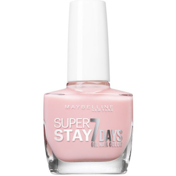 Beauté Femme Vernis à ongles Maybelline New York Vernis SUPERSTAY - 113 Barely Sheer Autres