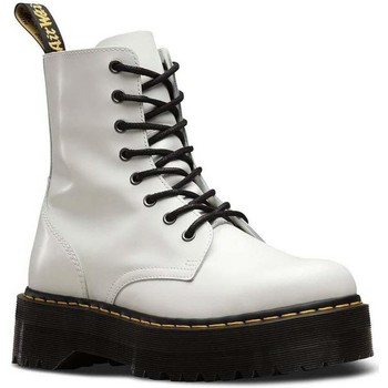 Chaussures Femme Boots Dr Martens  Blanco