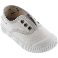 Chaussures Enfant Baskets basses Victoria 1366118 Argenté