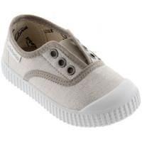 Chaussures Enfant Baskets basses Victoria 1366118 Beige