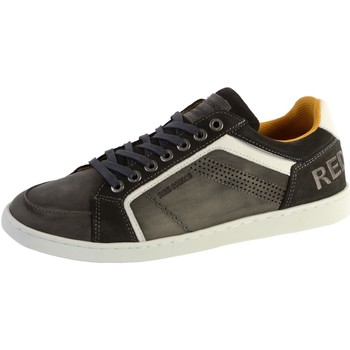 Chaussures Homme Baskets basses Redskins Basket Ormano Gris/Blanc