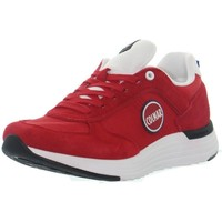 Chaussures Homme Baskets basses Colmar Baskets Homme  Travis Bold ref_48552 Rouge rouge