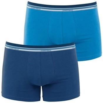 Sous-vêtements Homme Boxers Athena DUOECO bleu