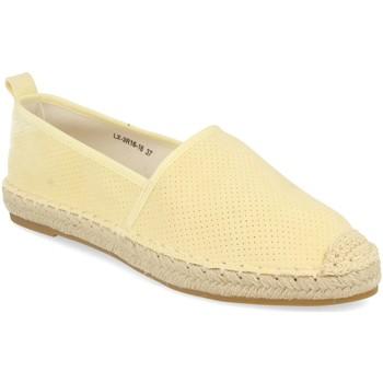Chaussures Femme Espadrilles Milaya 3R16 Amarillo