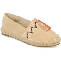 Chaussures Femme Espadrilles Milaya 3R11 Beige