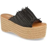 Chaussures Femme Mules Silvian Heach TS-6 Negro