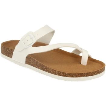 Chaussures Femme Pantalons fluides / Sarouels Silvian Heach M-15 Blanco