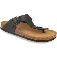 Chaussures Homme Tongs Silvian Heach M-152 Negro