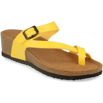 Chaussures Femme Pantalons fluides / Sarouels Silvian Heach M-28 Amarillo