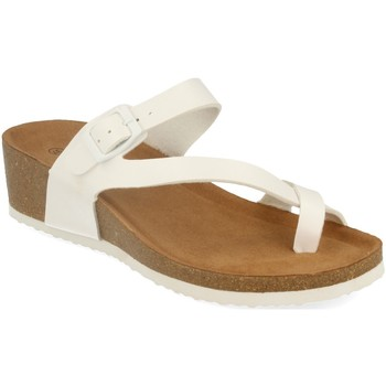 Chaussures Femme Pantalons fluides / Sarouels Silvian Heach M-28 Blanco