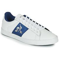 Chaussures Femme Baskets basses Le Coq Sportif ELSA Blanc / Bleu