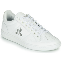 Chaussures Femme Baskets basses Le Coq Sportif COURT CLAY Blanc