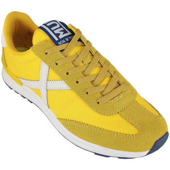 Chaussures Homme Baskets basses Munich Fashion dynamo 8700015 jaune