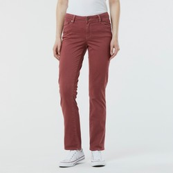 Vêtements Femme Jeans droit Lee Cooper Pantalon LC161 9502 Cherry Rouge