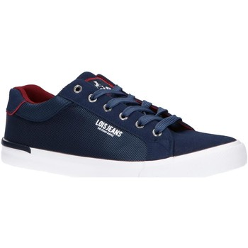 Chaussures Homme Baskets basses Lois 61222 Azul