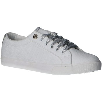 Chaussures Femme Baskets basses MTNG 69978 Blanco