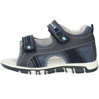 Chaussures Enfant Sandales et Nu-pieds Lumberjack SB42106005X84 Bleu