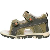 Chaussures Enfant Sandales et Nu-pieds Lumberjack SB42106005X84 Vert