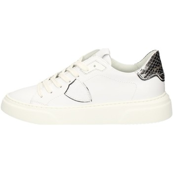 Chaussures Femme Baskets basses Philippe Model BYLDVY04 BLANC