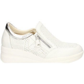 Chaussures Femme Slip ons Melluso R20230 BLANC