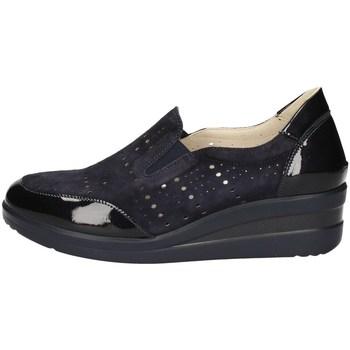 Chaussures Femme Slip ons Melluso R20157GD BLEU