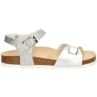 Chaussures Fille Sandales et Nu-pieds Lumberjack SG78706-005 ARGENT