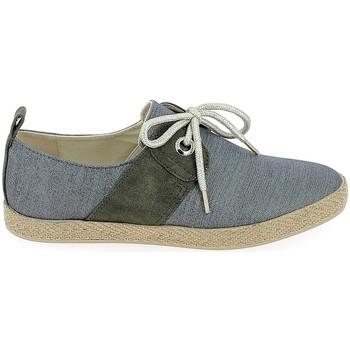 Chaussures Femme Derbies Armistice Cargo One Capri Ardoise Gris