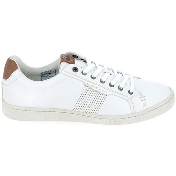 Chaussures Homme Baskets basses Kickers Songo Blanc Blanc