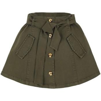 Vêtements Fille Shorts / Bermudas Mayoral Falda sarga Verde vert