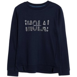Vêtements Fille Sweats Mayoral Kids Pullover punto roma Marino blue