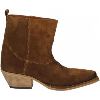 Chaussures Femme Bottines Vic SENSORY tabacco
