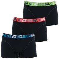 Sous-vêtements Homme Boxers Athena ENDURANCE3 Noir