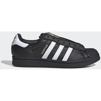 Chaussures Homme Baskets basses adidas Originals Superstar Laceless 38
