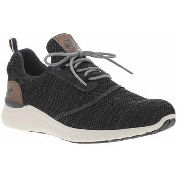 Chaussures Homme Baskets basses Mustang - chaussures NOIR