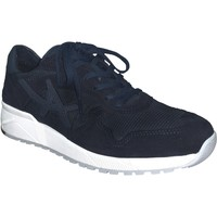 Chaussures Homme Baskets basses Allrounder by Mephisto Speed Marine Toile