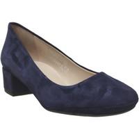 Chaussures Femme Escarpins Mephisto Brity Marine velours