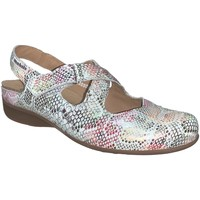 Chaussures Femme Ballerines / babies Mobils By Mephisto Fiorine Multicouleur cuir