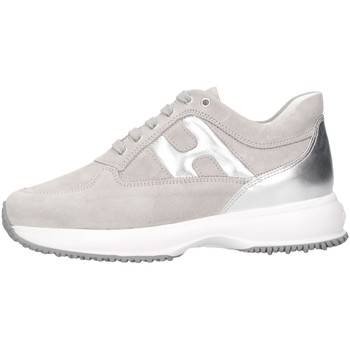 Chaussures Fille Baskets basses Hogan HXC00N0O241HDU01VJ Gris